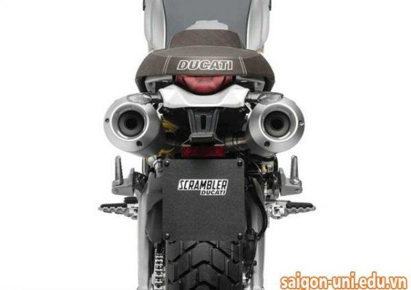 Ducati Scrambler 1100 bất ngờ hiện nguyên hình trước ngày ra mắt - Ảnh 3.